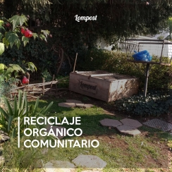 reciclaje organico comunitario